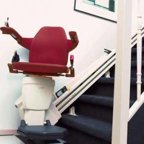 Servoscala / Montascale a Poltroncina per disabili