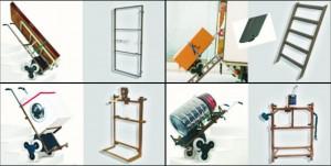 Montascale Industriale Scoiattolo esempi applicazioni