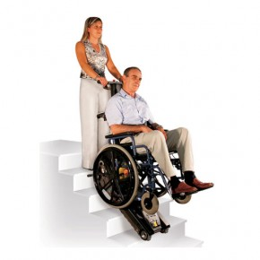 Montascale mobile Cingolato per disabili Jolly