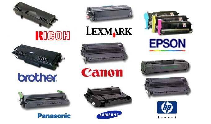 Toner originali / compatibili per tutte le stampanti