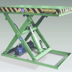 Montacarichi / Piattaforma elevatrice a pantografo