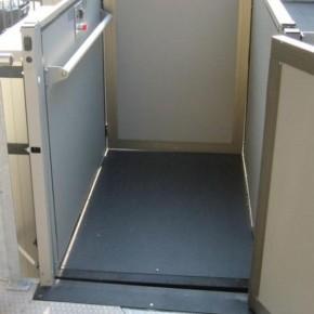 Garaventa piattaforma elevatrice 8