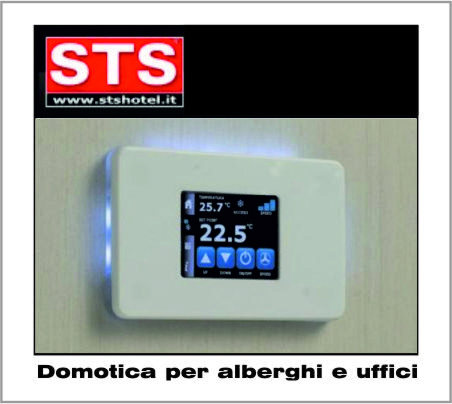 Domotica Alberghiera STS – ISI