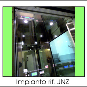 Piattaforma elevatrice JNZ