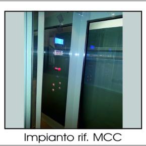 Piattaforma elevatrice MCC