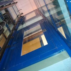 Incastellatura Piattaforma elevatrice rif. NTL