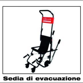 Sedia di Evacuazione BQ