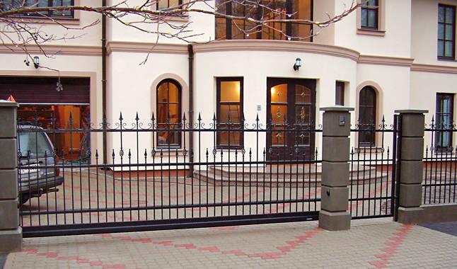 cancello civile