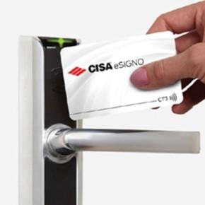 Assistenza Cisa AHD - Serrature elettroniche per Hotel
